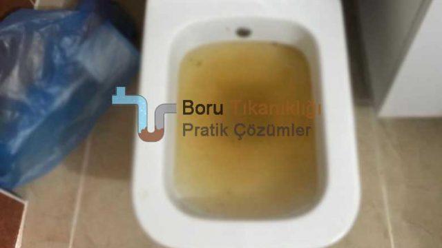 En Etkili Tuvalet Tıkanıklığı Açma Yöntemleri %99