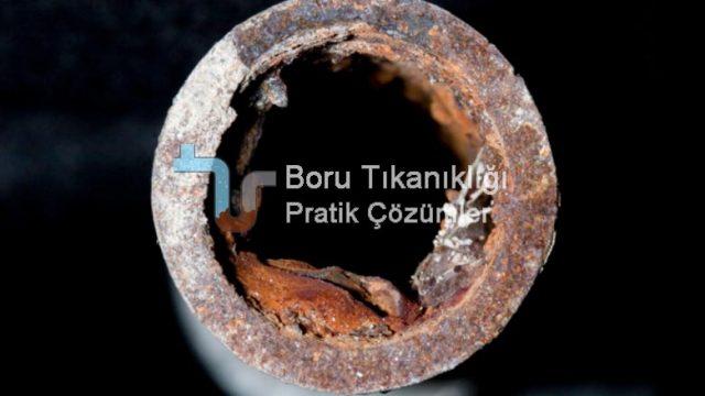 Temiz Su Borusu Tıkanıklığı Açma