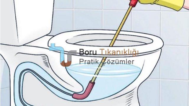 Tuvalet Tıkanıklığını Ne Açar?